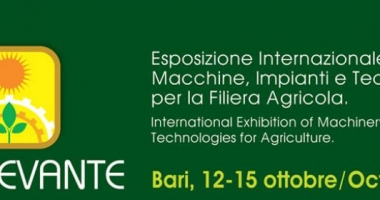 Agrilevante 2017, a ottobre (12-15) novità macchine e impianti per filiere agricole
