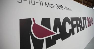 Al via MacFrut 2018, a Rimini (8-11 maggio)