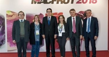 MacFrut 2018, a Rimini dal 9 all'11 maggio