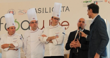 Matera, successo Basilicata Food&Wine (2 e 3 aprile)