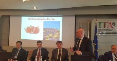 Braia: Basilicata Regione Partner al MacFrut 2017