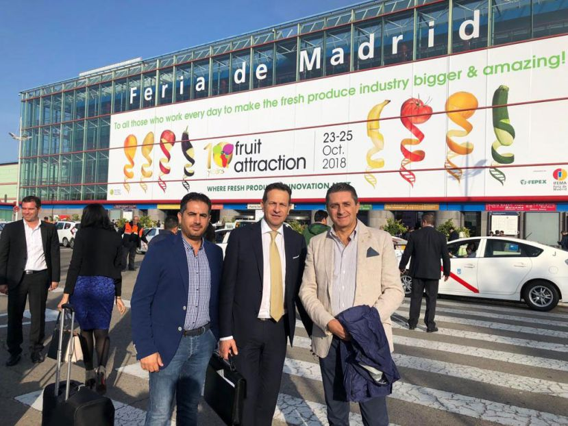 FRUIT ATTRACTION 2018, il bilancio di Asso Fruit Italia